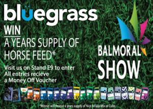 WIN A YEARS SUPPLY OF FEED