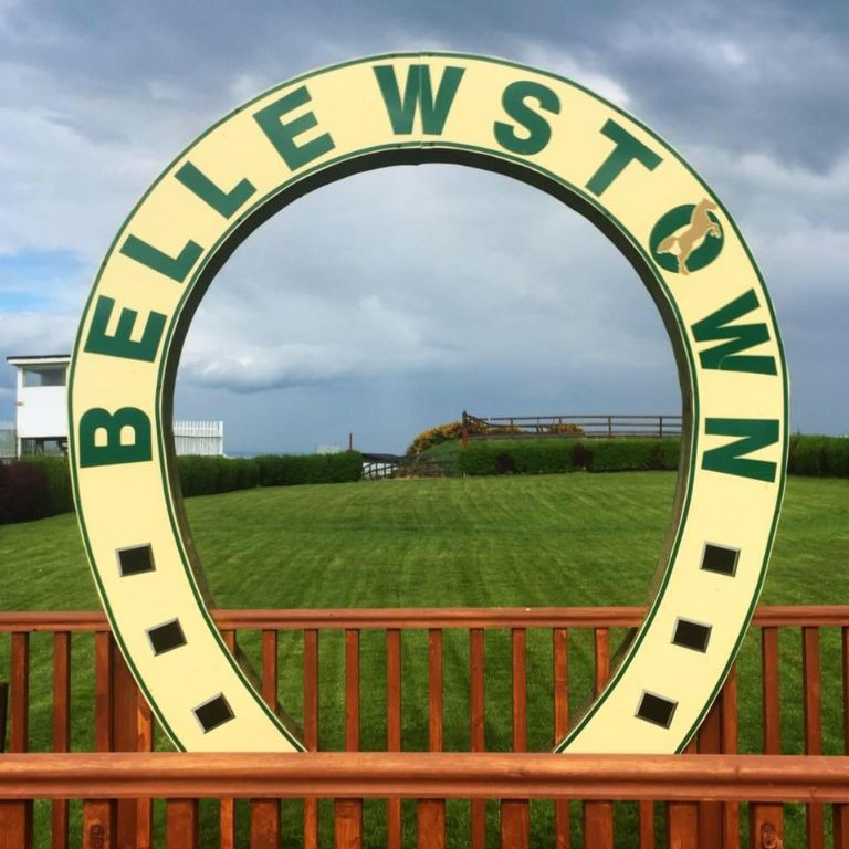 Bluegrass Horse Feeds sponsor the fifth Race at Bellewstown Racecourse August Festival