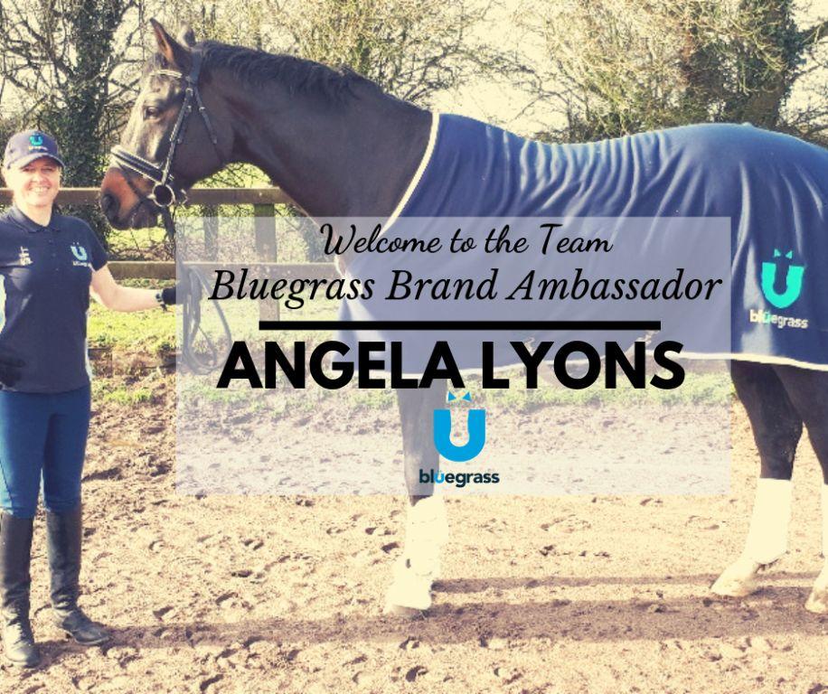 Say Hello to the New Bluegrass Horse Feeds Brand Ambassador, Angela Lyons