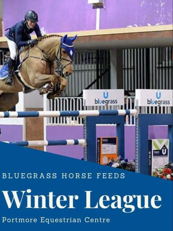 Bluegrass Horse Feeds Winter League to take place at Portmore Equestrian Centre
