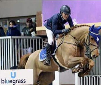 Week Two of the Bluegrass Horse Feeds Winter League is coming up - here are Week One Double Clear results