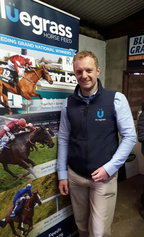It's Been a Year Since Conor Joined the Bluegrass Horse Feeds Team