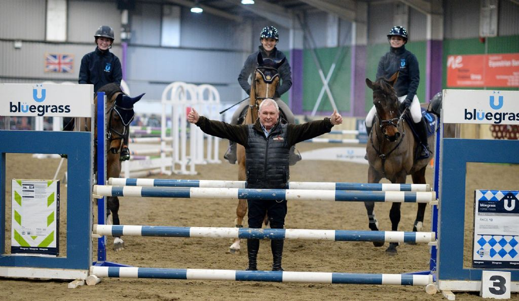 Geoff Billington Masterclass was a Huge Success at Portmore Equestrian Centre