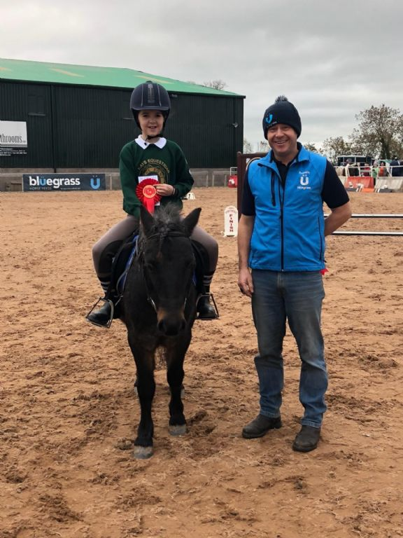 Great Results from Week Two of the Bluegrass Winter League at Portmore Equestrian