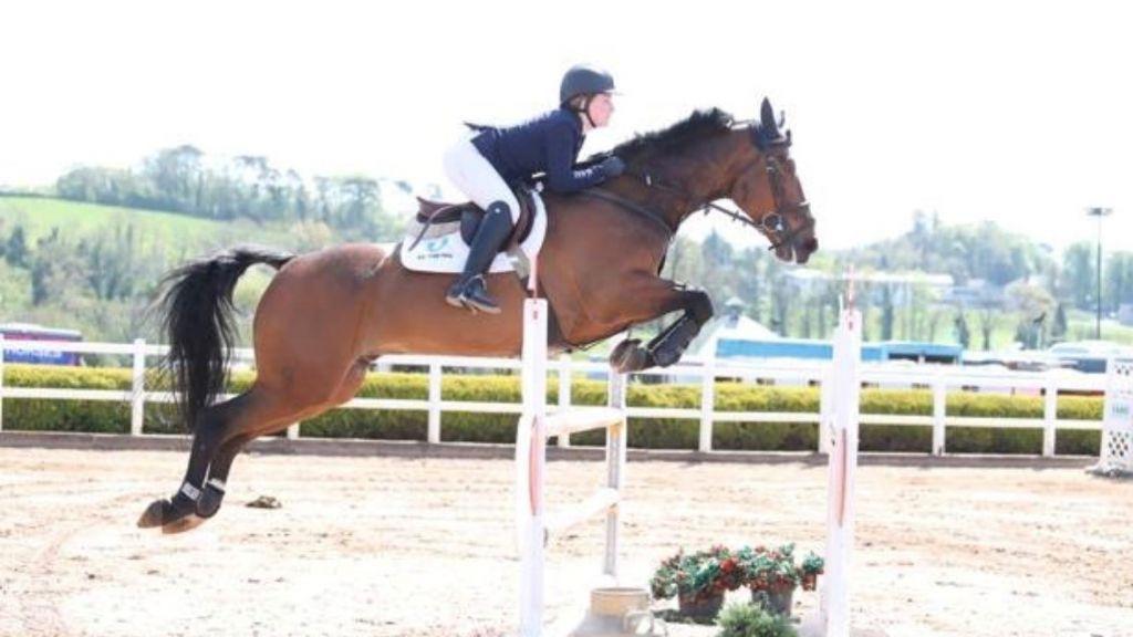 Sponsored Rider Mackenzie Healy - The Golden Ticket