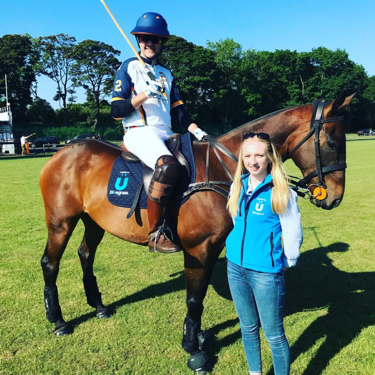 Sponsored Team LHK Polo - In Winning Form