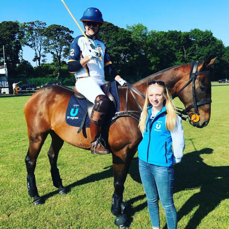 Sponsored Team LHK Polo - In Winning Form