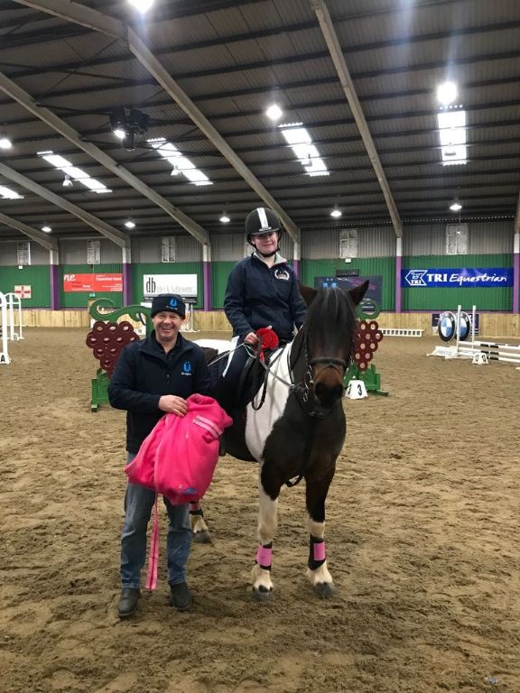 Brilliant Results at the Final of The Bluegrass Horse Feeds Winter League