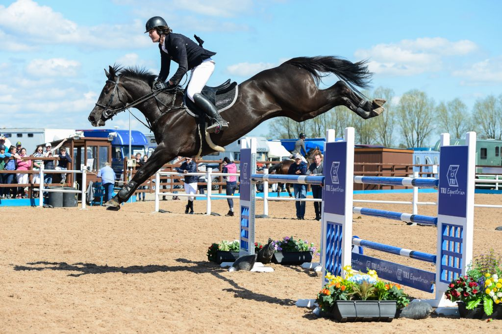 He grew up with horses and now this Galway showjumper is a Bluegrass ambassador